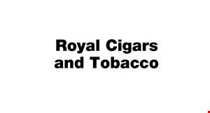 Royal Cigars and Tobacco logo