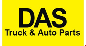 Das  Truck & Auto Parts (Yonkers) logo