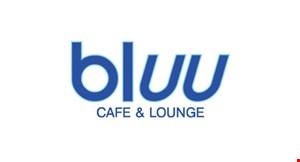 Blu Cafe & Lounge logo