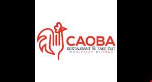 Caoba Restaurant logo