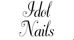 Product image for Idol Nails $10 OFF any service of $50 or more.