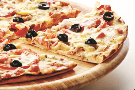 Product image for Judy's Pizzeria 50% OFF any sandwich order.