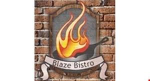 Blaze Bistro logo