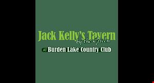 Burden Lake Country Club logo