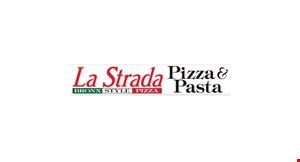 La  Strada Pizza & Pasta logo