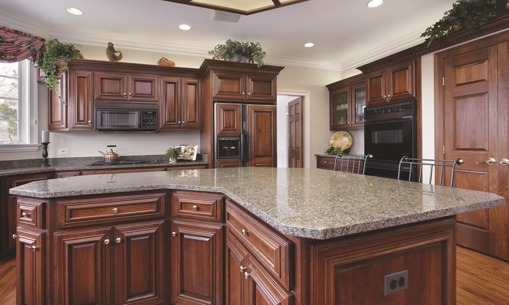 Product image for Fantastic Granite Counters $2,500 Kitchen Granite Installed