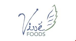 Vive Foods logo