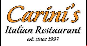 Carini's Italian Restaurant logo