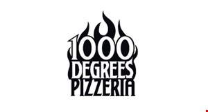 1000 Degrees Pizzeria Somerdale logo