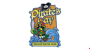 Pirate's Cay  Indoor Waterpark logo