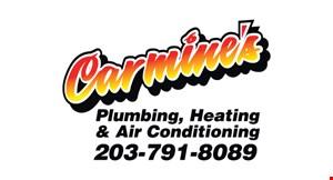Carmine's Plumbing, Heating & Air Conditioning logo