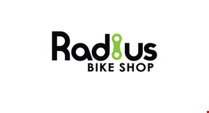 Radius Bike Shop logo