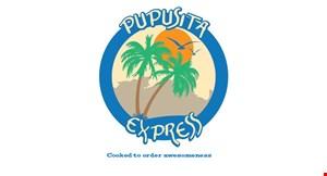 Pupusita  Express logo