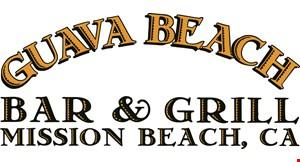 Guava Beach logo