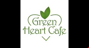 Green Heart Cafe logo