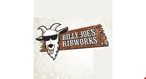 Billy Joe's Ribworks logo