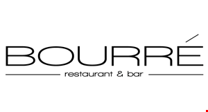 Bourre Restaurant & Bar logo