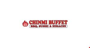 Chinmi Buffet logo