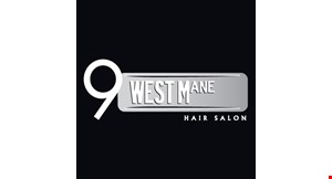 9  West  Mane Hair Salon logo