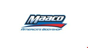 Maaco Collision Manayunk logo