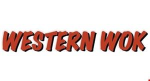 Western Wok logo