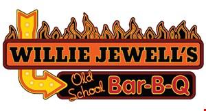 Willie Jewell's BBQ logo