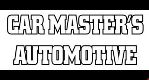 Masters Automotive logo