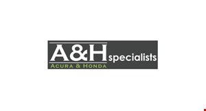A&H Specialists of GA logo