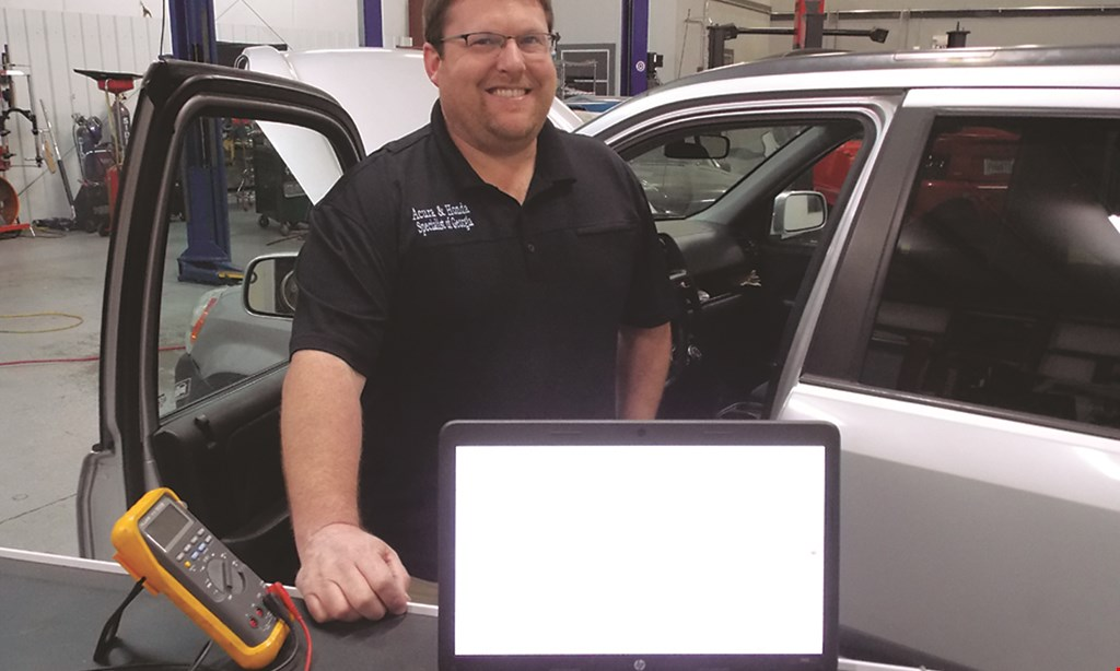 Product image for A&H Specialists of GA $79 4-wheel alignment.
