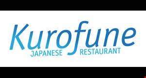 Kurofune Restaurant Japanese Restaurant logo