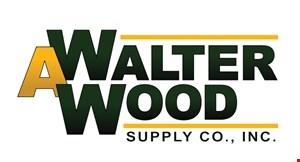 Walter A. Wood Supply Company logo