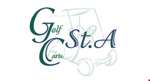 Golf Carts of St. Augustine logo