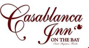 Brunch at Casablanca Inn logo
