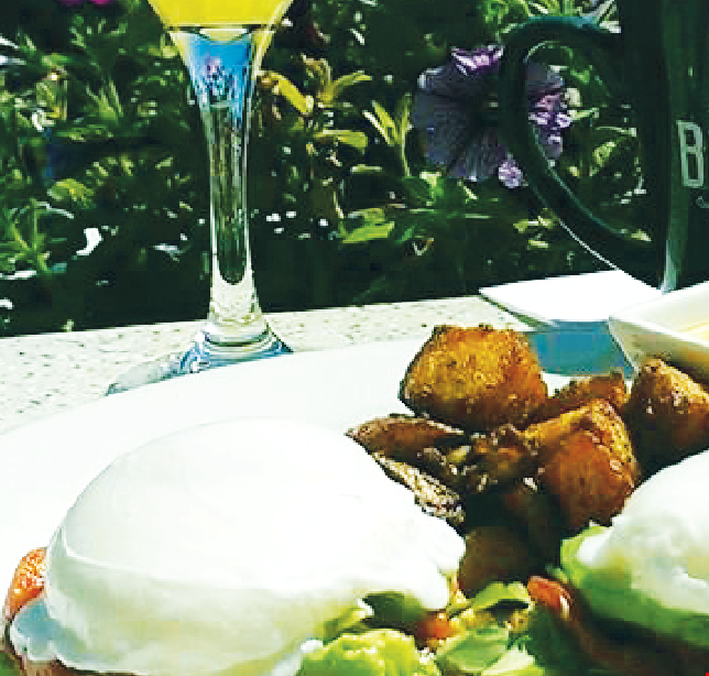 Product image for Brunch at Casablanca Inn 10% OFF Your Total Bill.