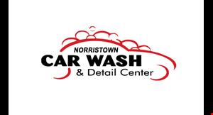 Norristown Car Wash & Detail Center logo