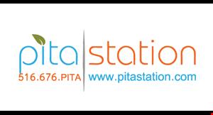 Pita Station logo