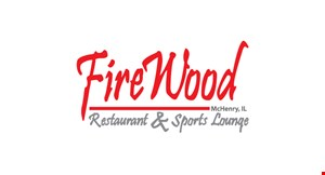 Firewood Restaurant and Sports Lounge logo