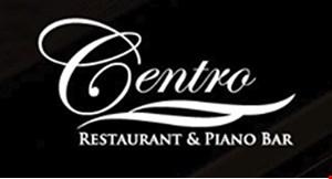 Centro Restaurant & Piano Bar logo