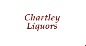 Chartley  Liquors logo