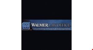 Walmer Law  Office logo