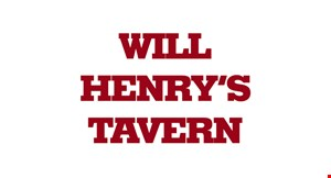 Will Henry's Tavern logo