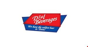 Domestic & Imported Beverage logo