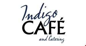 Indigo Cafe & Catering logo