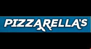 Pizzarella's logo