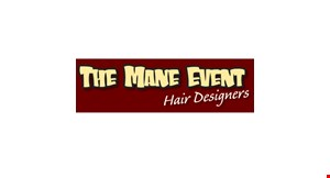 The Mane Event Hair Designers logo