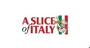 A Slice of  Italy logo