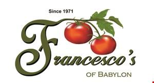 Francesco's  of  Babylon logo