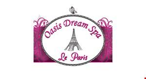 Oasis Dream Spa logo