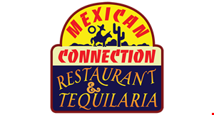 Mexican Connection Restaurant & Tequilaria logo