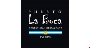 Puerto La Boca Argentinian Restaurant logo